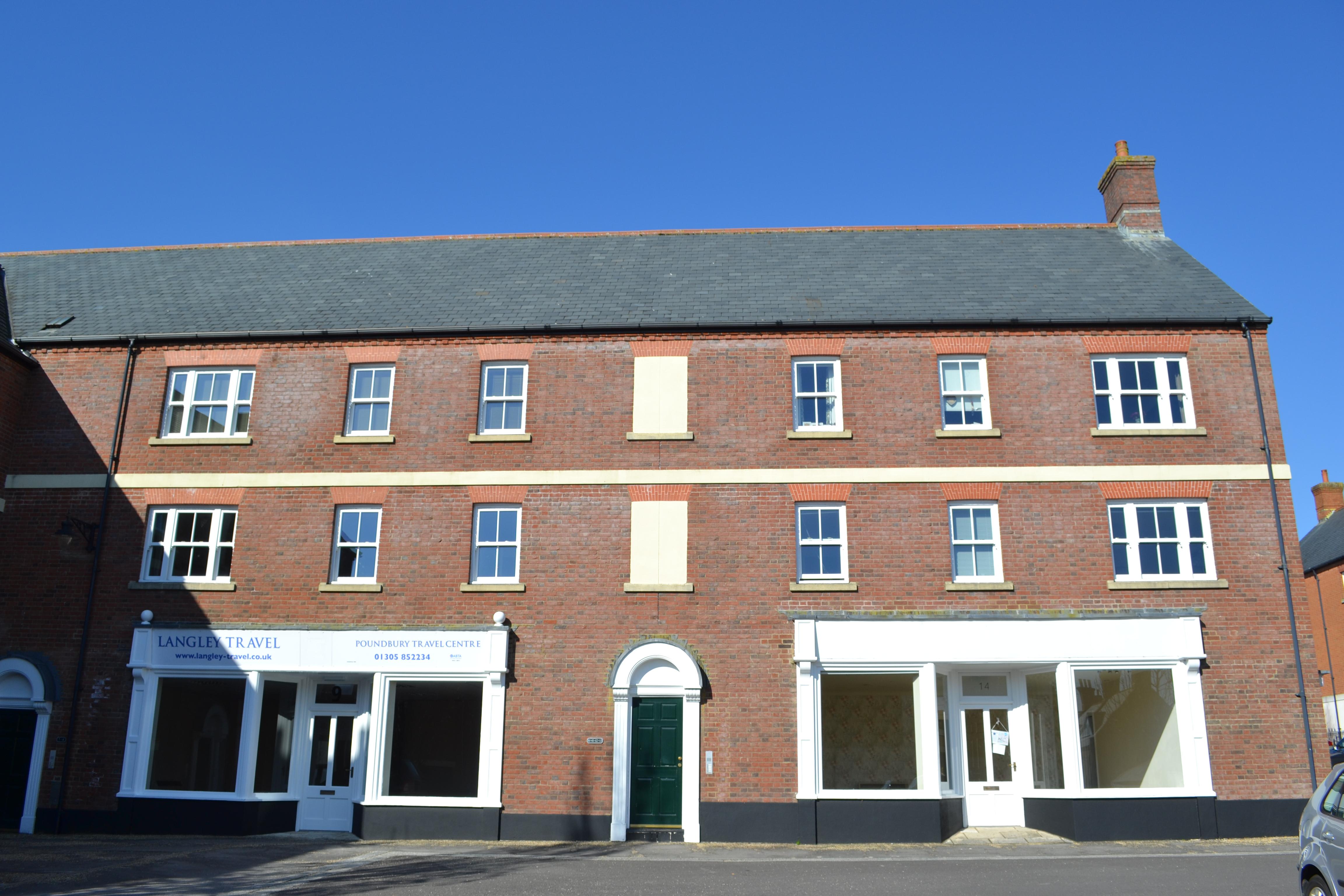 Challacombe Square